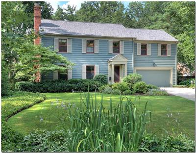 Cleveland Heights Single Family Home For Sale: 2680 Fairmount Blvd