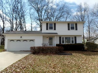 Canfield Single Family Home For Sale: 3542 Johnson Farm Dr