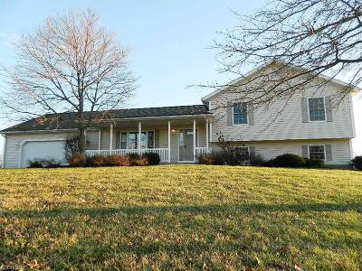 Single Family Home For Sale: 3680 Creamery