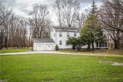 Painesville Township Single Family Home For Sale: 188 Mantle Rd