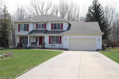 Solon Single Family Home For Sale: 6542 Woodbury Dr