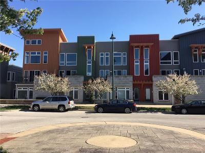 Cleveland Condo/Townhouse For Sale: 7429 Battery Park #H-7429