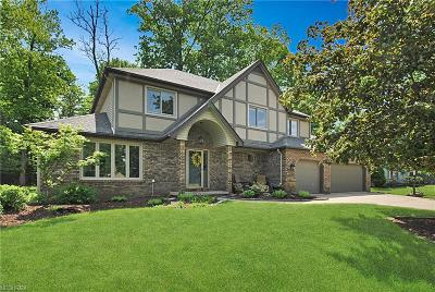 Brecksville, Broadview Heights Single Family Home For Sale: 3511 Sweetwater Dr
