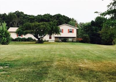 Single Family Home For Sale: 6476 Booth Rd