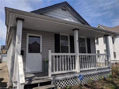 Single Family Home For Sale: 1906 West 50th St