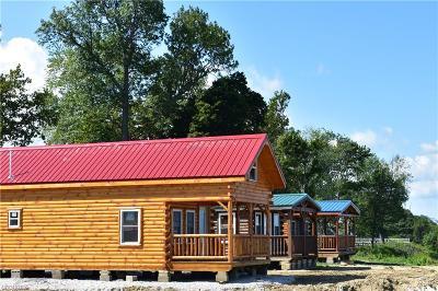 Ashtabula Single Family Home For Sale: 5919 Lake Rd West #43