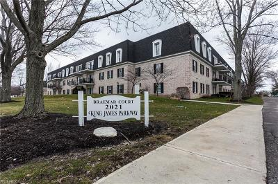 Westlake Condo/Townhouse For Sale: 2021 King James #209