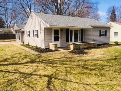 Madison Single Family Home For Sale: 1900 Green Rd