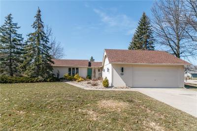 Strongsville OH Single Family Home For Sale: $249,900
