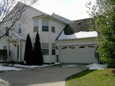 Avon, Avon Lake Condo/Townhouse For Sale: 2007 West Reserve Cir