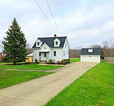 North Royalton Single Family Home For Sale: 9757 Abbey Rd