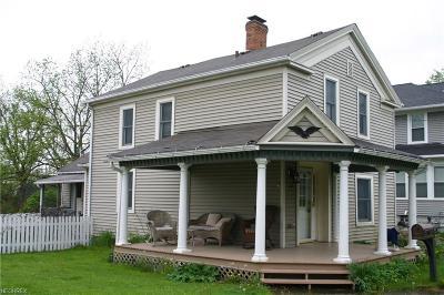 Medina Single Family Home For Sale: 224 West Washington St