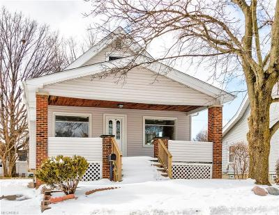 South Euclid Single Family Home For Sale: 4398 Elmwood Rd