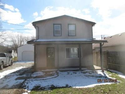 Elyria Single Family Home For Sale: 40689 Carlisle Ave