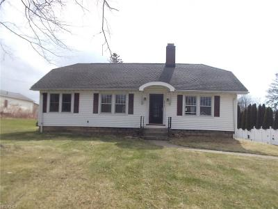 Elyria Single Family Home For Sale: 6076 Lake Ave