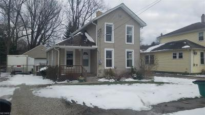 Perry Single Family Home For Sale: 4167 Maple St
