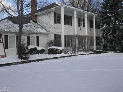 Brecksville, Broadview Heights Single Family Home For Sale: 3547 Boxelder Dr