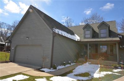 Brecksville, Broadview Heights Condo/Townhouse For Sale: 9079 Woodcrest Dr