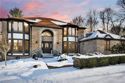 Brecksville, Broadview Heights Single Family Home For Sale: 6348 Rockledge Dr