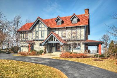 Lakewood OH Single Family Home For Sale: $1,300,000