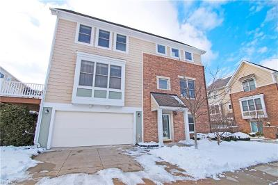 Cleveland Heights Condo/Townhouse For Sale: 3711 Longwood Ct