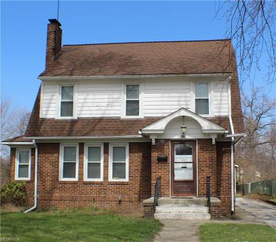 Painesville OH Single Family Home For Sale: $154,900
