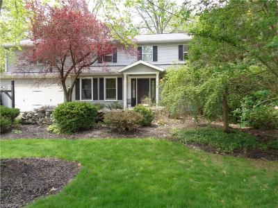 Olmsted Township Single Family Home For Sale: 8522 Homestead Dr