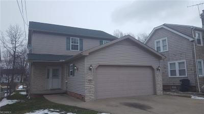 Wickliffe Single Family Home For Sale: 1903 Robindale St