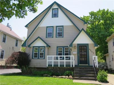 Cuyahoga County Single Family Home For Sale: 4542 Lilac Rd