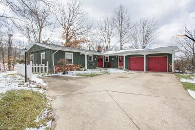 Medina Single Family Home For Sale: 3352 Forest Lake Dr