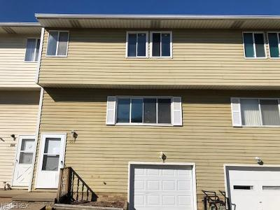 Painesville OH Condo/Townhouse For Sale: $54,900