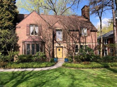 Cuyahoga County Single Family Home For Sale: 2688 Cranlyn Rd