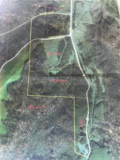 Muskingum County Residential Lots & Land For Sale: Oakland Rd