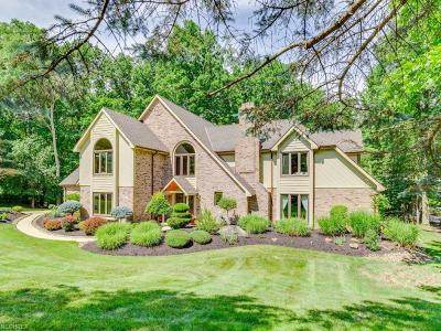 Brecksville, Broadview Heights Single Family Home For Sale: 8477 Timber Trl