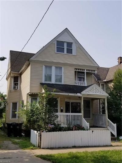 Cleveland Multi Family Home For Sale: 1931 Brainard Ave