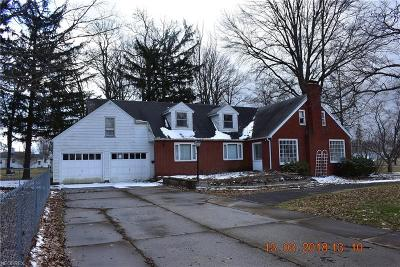 Huron County Single Family Home Contingent: 805 Maplewood St