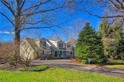 Shaker Heights Single Family Home For Sale: 22700 Canterbury Ln