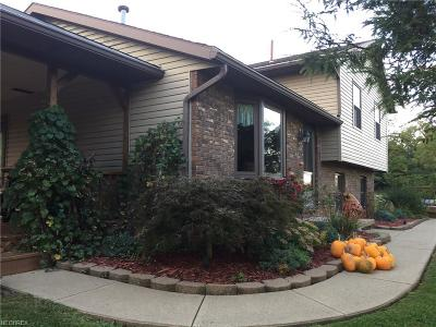 Guernsey County Single Family Home For Sale: 61551 Salem Rd
