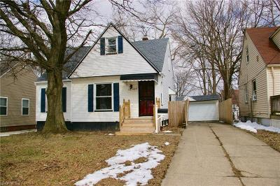 Cleveland Single Family Home For Sale: 16107 Lotus Dr
