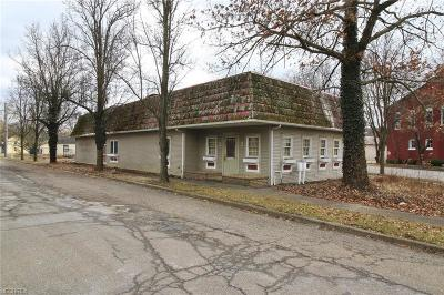Muskingum County Commercial For Sale: 302 Main St