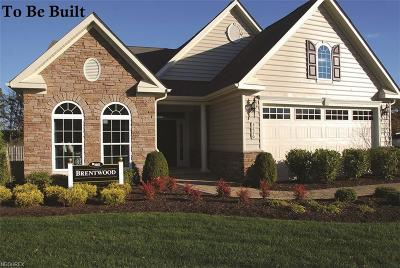 North Ridgeville Single Family Home For Sale: 142 Covey Dr