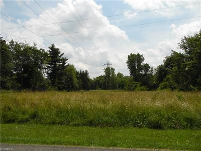 Copley Residential Lots & Land For Sale: V/L Kendall Rd