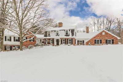 Moreland Hills Single Family Home For Sale: 10 Farmcote Dr