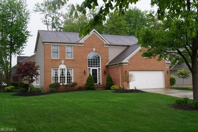 Strongsville OH Single Family Home Sold: $315,000