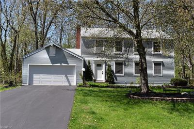 Painesville OH Single Family Home For Sale: $196,500
