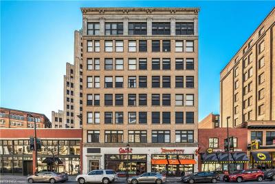 Cleveland Condo/Townhouse For Sale: 750 Prospect Ave East #805