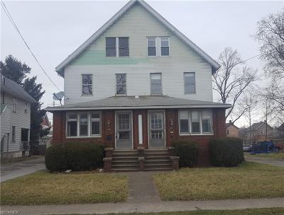 Struthers Multi Family Home For Sale: 241-243 Sexton St