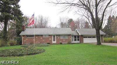 Willoughby Hills Single Family Home For Sale: 38330 Berkshire Hills Dr