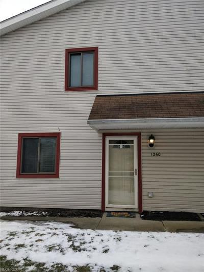 Brunswick Condo/Townhouse For Sale: 1260 Roundtable Ct #B18-3