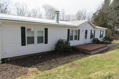 Nashport OH Single Family Home For Sale: $139,900